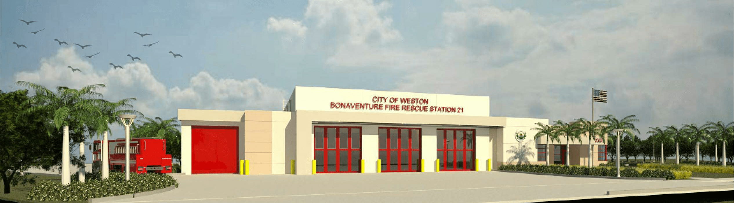 City-of-Weston-Fire-Station