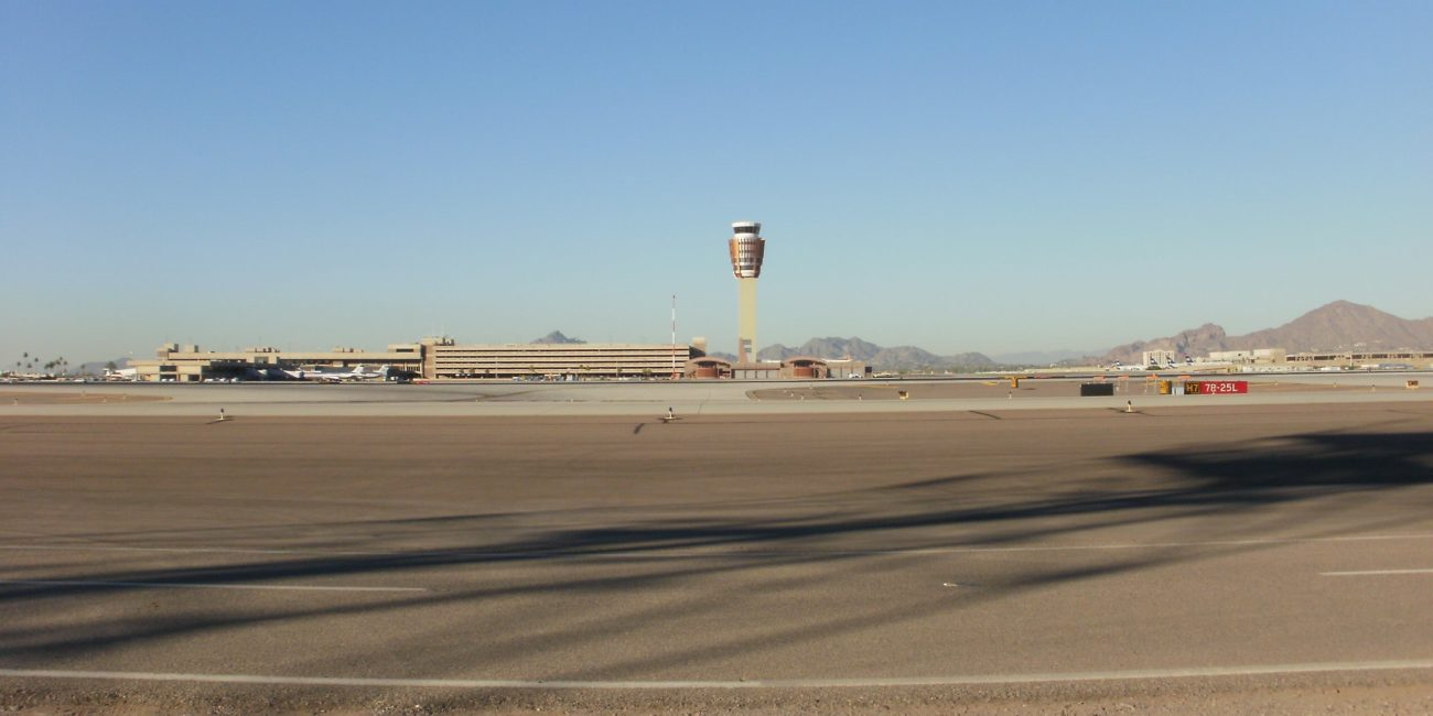 Phoenix Sky Harbor FAA Airport lighting upgrade