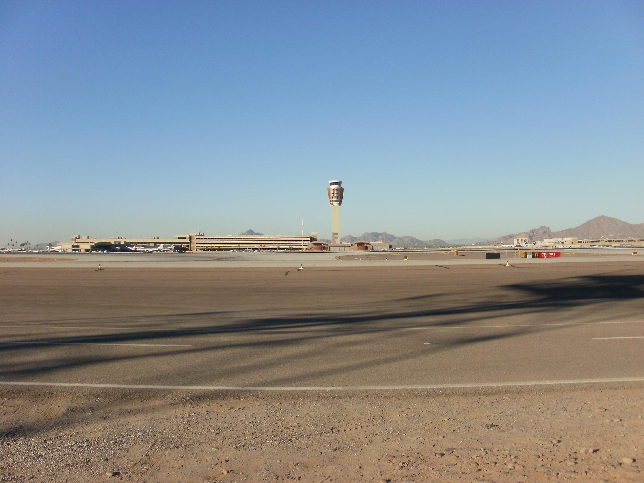 Phoenix Sky Harbor FAA Airport lighting upgrade